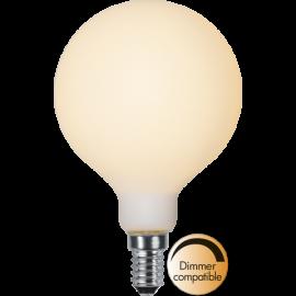 LED-Lampe E14 Opaque Double Coating G80 , hemmetshjarta.no
