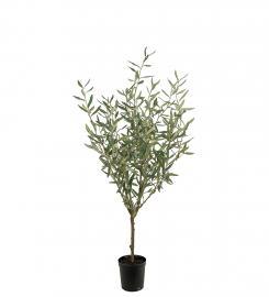 XX Kunstig Oliven 130 cm , hemmetshjarta.no