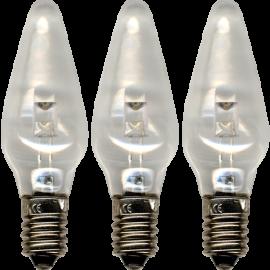 Reservelampe 3-pack Universal LED , hemmetshjarta.no