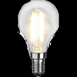 LED-Lampe E14 Low Voltage Ø45 lm250/25w 12-24 VDC Clear , hemmetshjarta.no