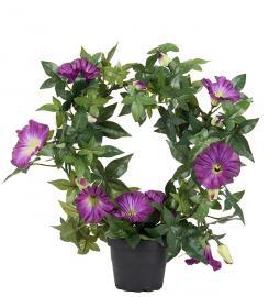 Kunstig Blomst for dagen 35 cm , hemmetshjarta.no
