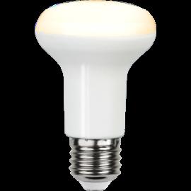 LED-Lampe E27 Reflector Ø63 lm600/48w Frostet , hemmetshjarta.no