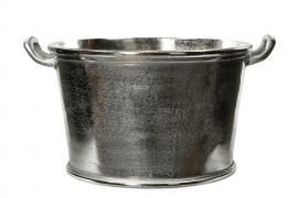 Vinkjøler Raw Nickel Alu. 49x26cm , hemmetshjarta.no