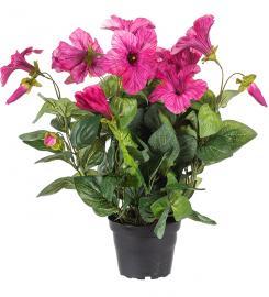 Kunstig Petunia 30 cm , hemmetshjarta.no