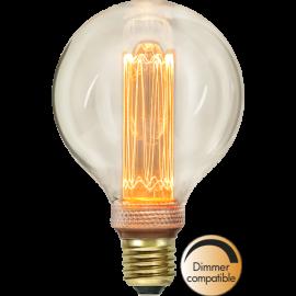LED-Lampe E27 New Generation Classic G95 Dim , hemmetshjarta.no
