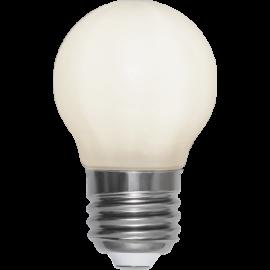 LED-Lampe E27 Ø45 lm150/16w Frostet Ra90 , hemmetshjarta.no