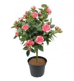 Kunstig Rose 45 cm , hemmetshjarta.no