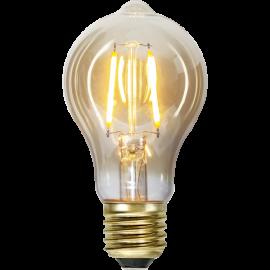 LED-Lampe E27 Plain Amber TA60 , hemmetshjarta.no