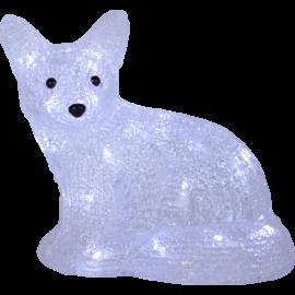 Dekorasjonsfigur Crystaline , hemmetshjarta.no